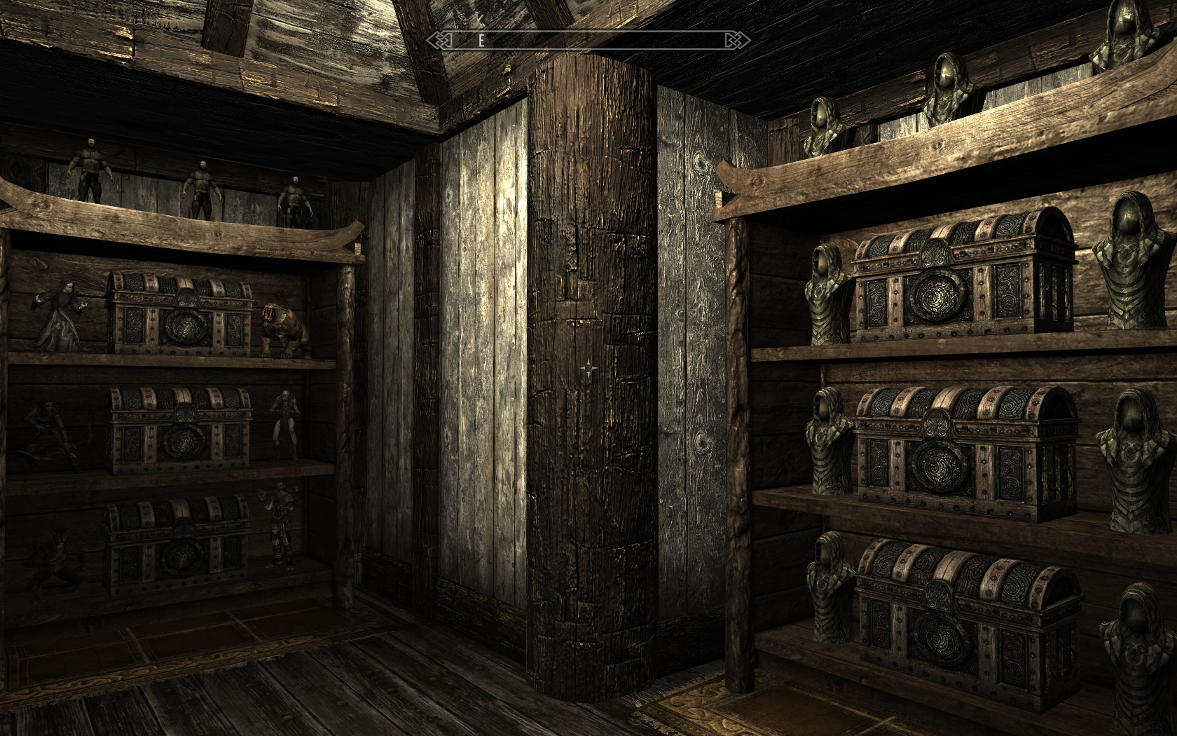 Skyrim Hearthfire Storage Room My Picks For Some Of The Coolest Skyrim