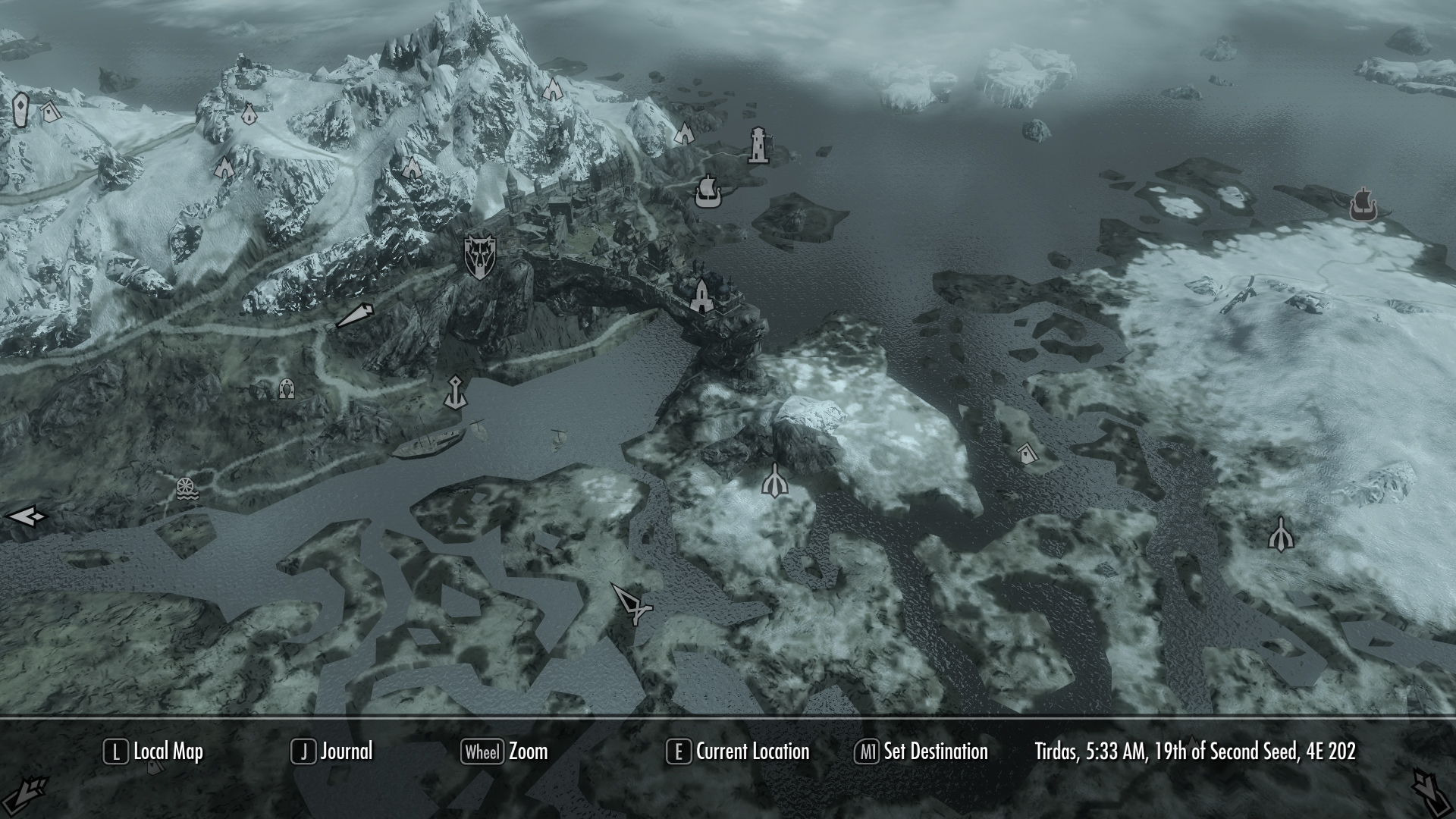 skyrim solitude map with High Quality World Map W Roads Screenshot01 on The Steed Stone  Skyrim moreover Any additionally The Geology Of Skyrim furthermore Skyrim Hold Symbols Winterhold 669876017 as well Work In Progress1.