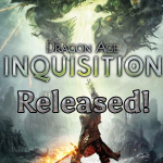Dragon Age: Inquisition has been Released!!!
